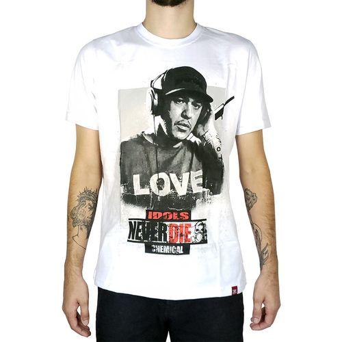 Camiseta-Idols-Never-Die-Chorao-Branca-