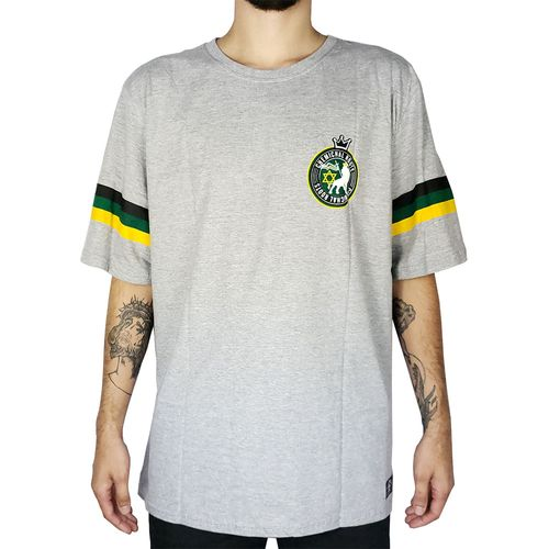 Camiseta-Reggae-Lion-II-Mescla-
