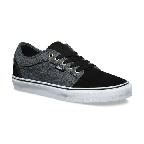 Tenis-Vans-Chukka-Low-Suiting-Black-Dark-Gray