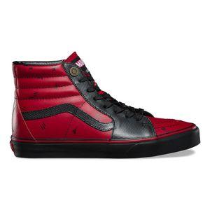 Tenis-Vans-Sk8-Hi-Marvel-Deadpool-Black-