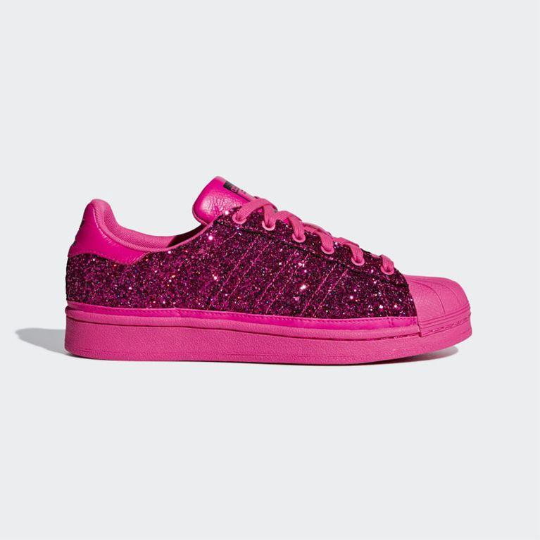 b57d4ed3ecebd3 Tênis Adidas Superstar W Shock Pink RL36 - galleryrock