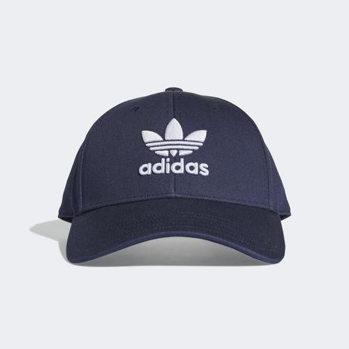 Bone-Adidas-Trefoil-Baseball-Cap-Marinho-