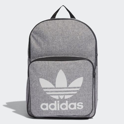 Mochila-Adidas-Classic-Casual-Grey-White