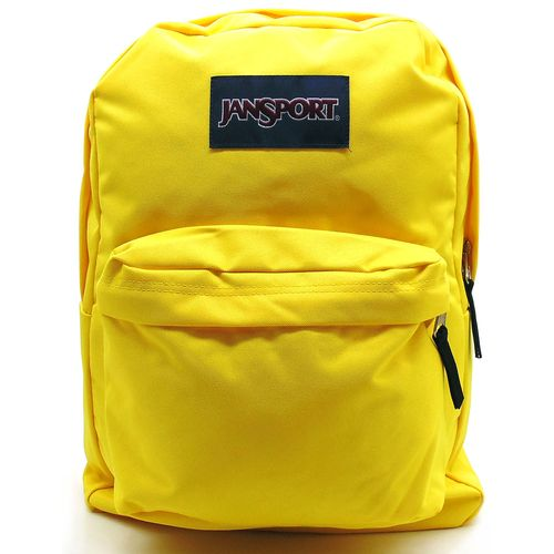 Mochila-Jansport-Superbreak-Yellow-Daisy