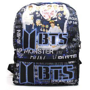 Mochila-Personalizada-BTS-Azul-Integrantes