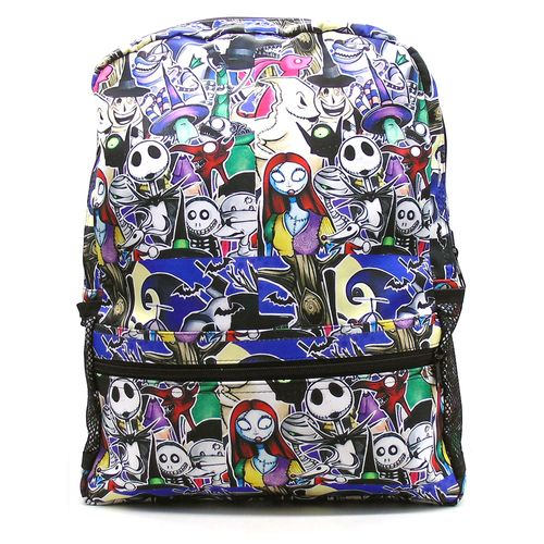Mochila-Personalizada-Jack-Skellington-Personagens