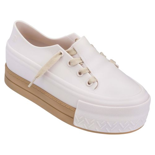 Melissa-Ulitsa-Sneaker-Platform-Bege