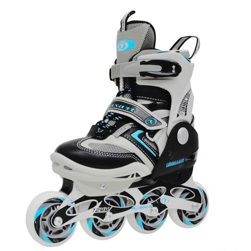 Patins-Traxart-I-Roller-Cinza-Azul---P-29-32-