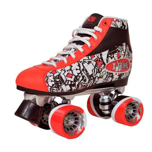 Patins-Traxart-Tradicional-XTrike-Red-Black