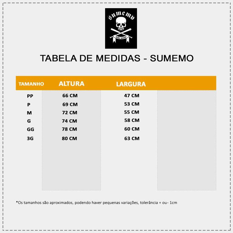 7e63596a7c435 Camiseta Regata Sumemo Caveira Cristo Redentor - galleryrock