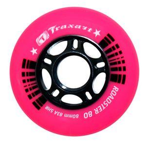 Roda-Para-Patins-Traxart-Roadster-Pink-Preto-80mm-83a-