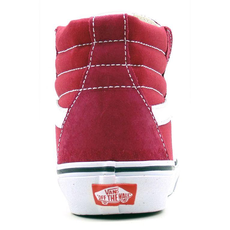 9f778618351 Tênis Vans SK8 Hi Rumba Red True White L139 - galleryrock