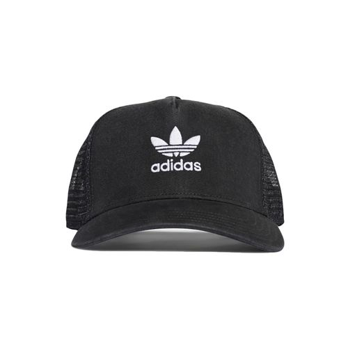 bone-adidas-trefoil-trucker-black