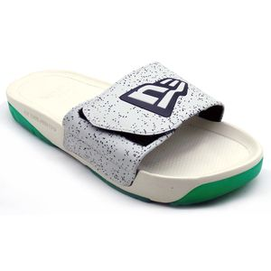 Chinelo-New-Era-Speckle-White-Sola-Verde-