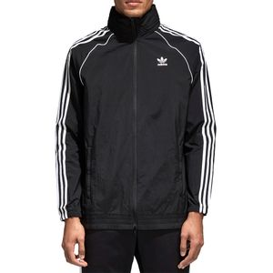 Jaqueta-Adidas-Corta-Vento-Sst-Windbreaker-Preto