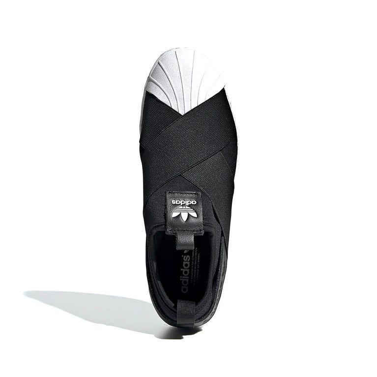 Tênis Adidas Superstar Slip On W Preto Rl49 galleryrock