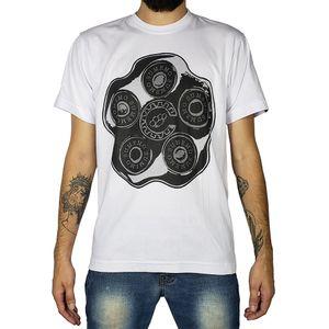 Camiseta-Sumemo-Original-Tambor-Branca-