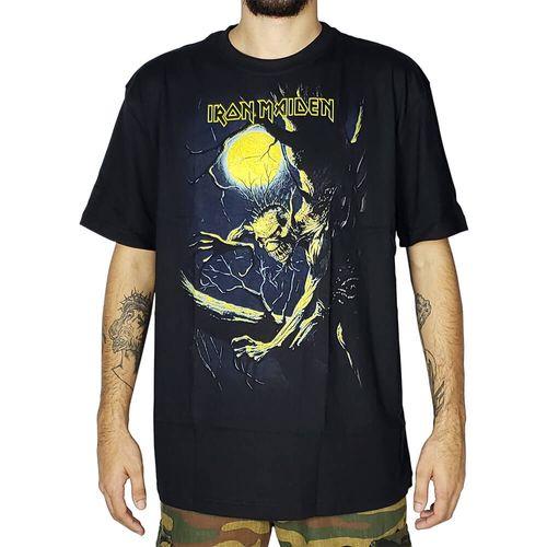 ac2ffc2042 Camiseta Iron Maiden The Book of Souls Bones - Gallery Rock ...