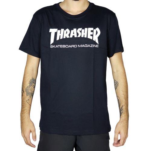 Camiseta-Thrasher-Skate-Magazine-Preta-