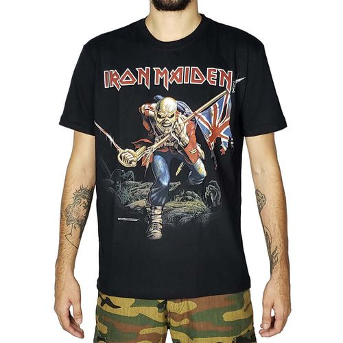 Camiseta-Iron-Maiden-The-Trooper-TS862-
