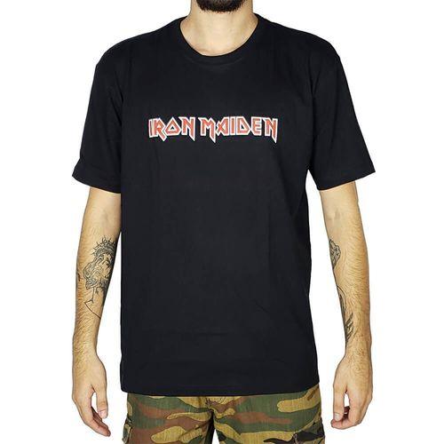 Camiseta-Iron-Maiden-Logo-LOG006-