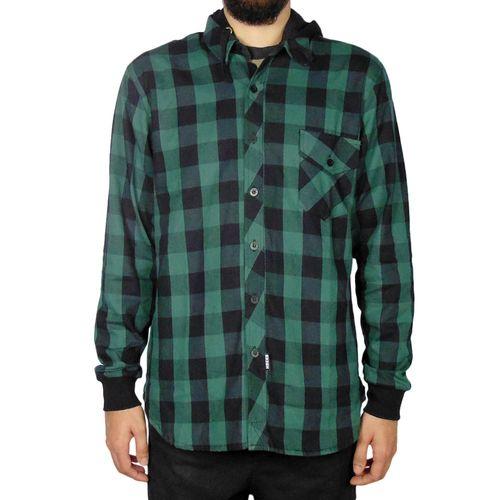 Camisa-Xadrez-Hocks-Floresta-–-Verde