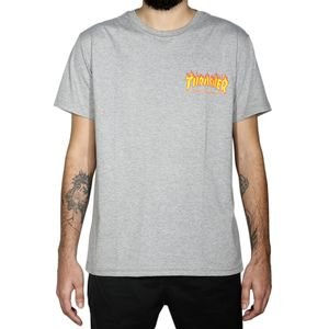 Camiseta-Thrasher-Flame-Bottom-Logo-Cinza-