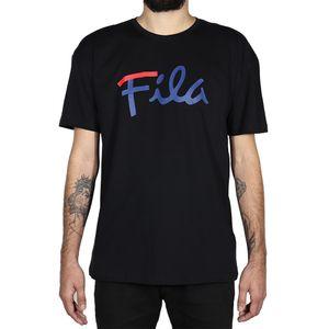 Camiseta-Fila-Letter-93-Masculino---Preto