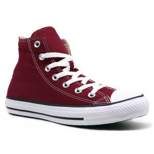 Tenis-Converse-All-Star-Chuck-Taylor-Cano-Medio---Bordo-