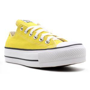 Tenis-All-Star-Chuck-Taylor-Lift-Plataforma---Amarelo