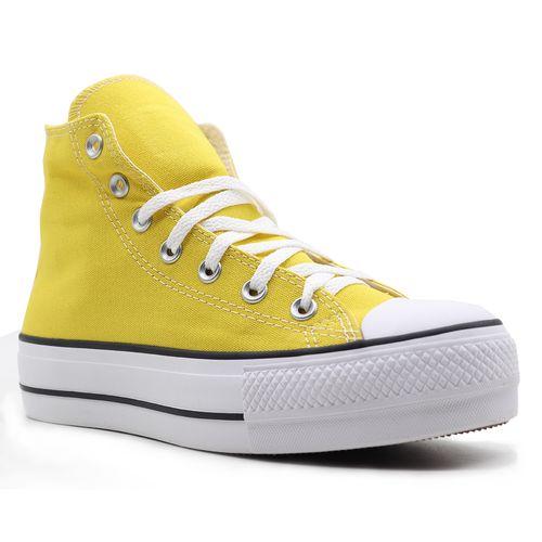 Tenis-All-Star-Chuck-Taylor-Lift-Plataforma-Cano-Medio---Amarelo