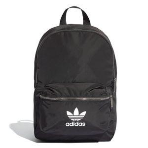 Mochila-Adidas-Nylon---Preta