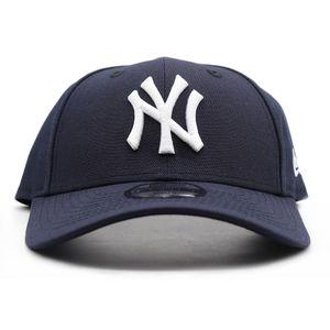 Bone-New-Era-Kids-940-Aba-Curva-New-York-Yankees-Basic---Azul