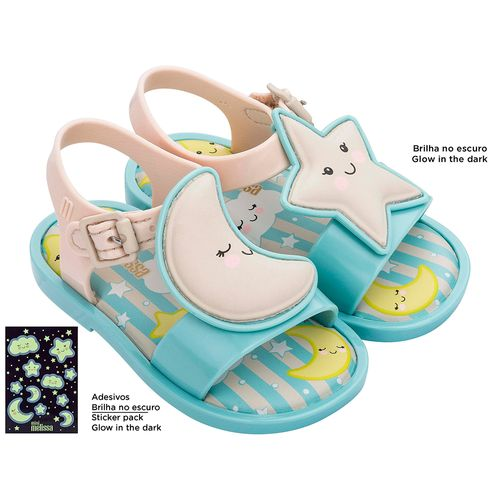 -Mini-Melissa-Mar-Sandal-Sweet-Dreams---Verde-Bege-