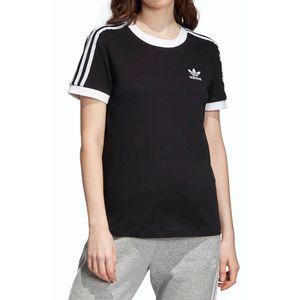 Camiseta-Adidas-3-Stripes---Preta