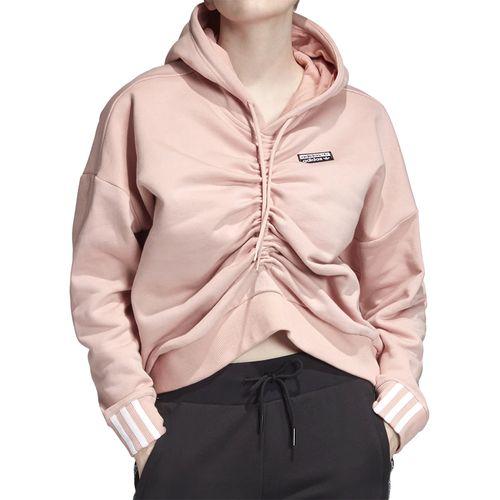 Blusa-Adidas-Capuz-Ruched---Rose