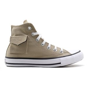 Tenis-All-Star-Chuck-Taylor-Pocket-Hi-Cano-Medio---Caqui