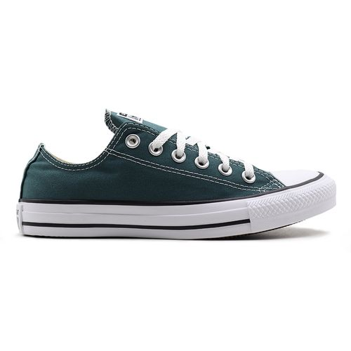 Tenis-All-Star-Chuck-Taylor---Verde-Escuro