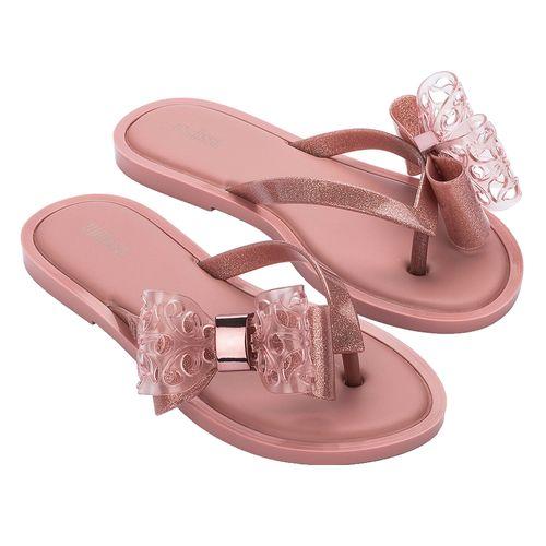 melissa-flip-flop-sweet-ii-rosa-glitter