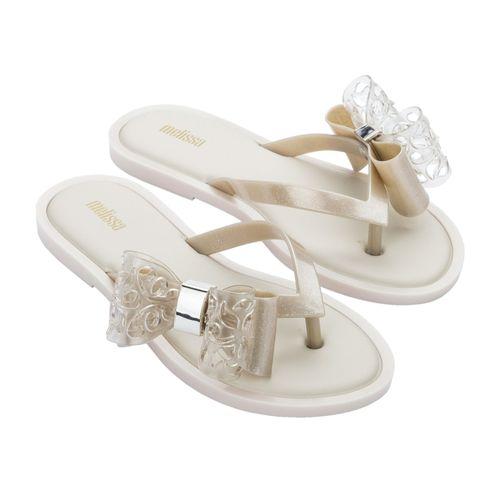 melissa-flip-flop-sweet-ii-bege-glitter