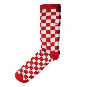 meia-vans-checkerboard-crew-vermelho-branco-1