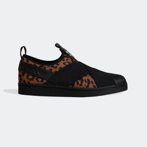 tenis-adidas-superstar-slip-on-preto-onca