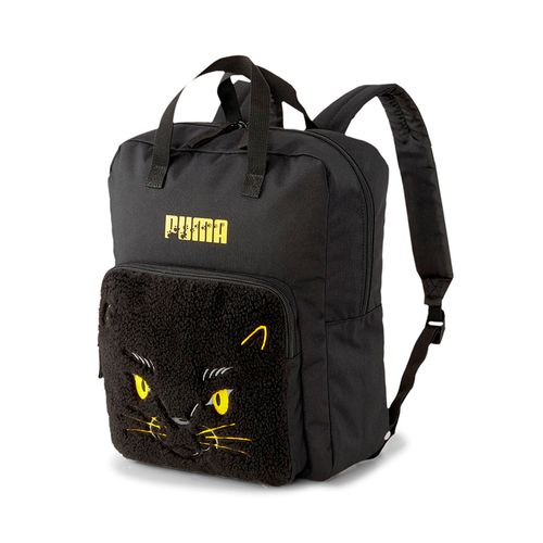 mochila-puma-animals-backpack-black-panther-preta