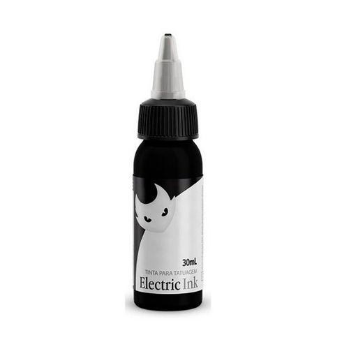 tinta-electric-ink-preto-tribal-60ml