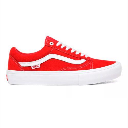 tenis-vans-old-skool-pro-vermelho