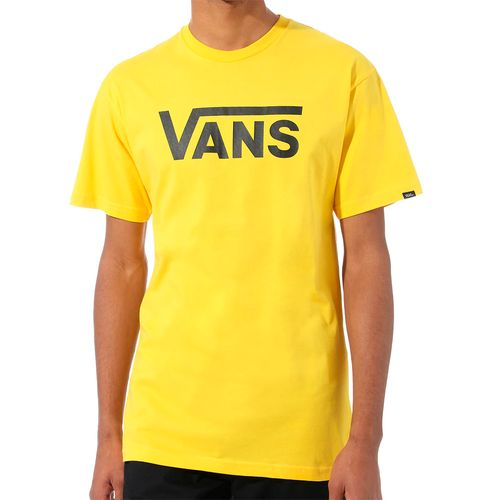 camiseta-vans-lemon-chrome-amarelo