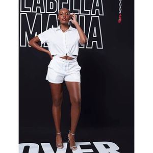 short-labellamafia-white-and-silver-21364-1