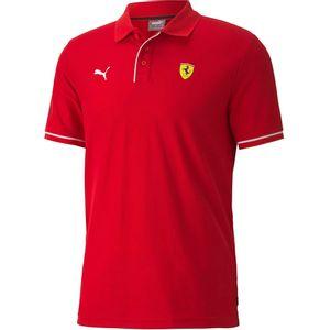 camiseta-puma-polo-ferrari-racing-masculina-vermelho