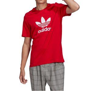 camiseta-adidas-adicolor-classic-trefoil-vermelho-vitrine