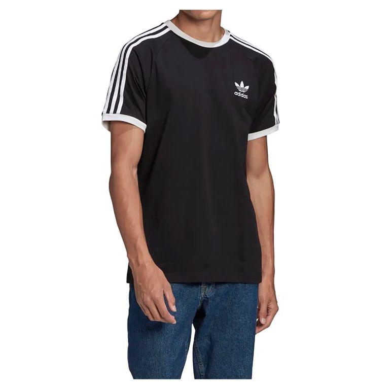 Decisión Ajustamiento Palpitar  Camiseta Adidas Adicolor Classic 3 Stipes – Preto - galleryrock